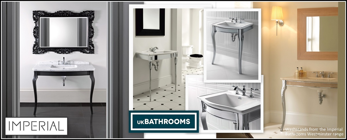 Imperial Bathrooms Washstands