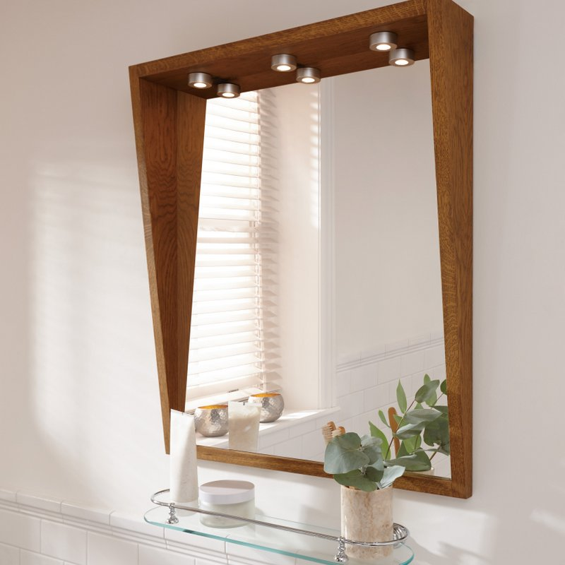 Imperial Metal Framed Mirrors
