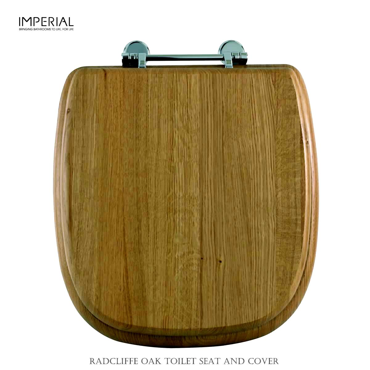 solid wood soft close toilet seat. Available Variations Of This Product Include Xw50000110 Imperial Radcliffe Solid  Wood Toilet Seat Oak Soft Close E Hinges
