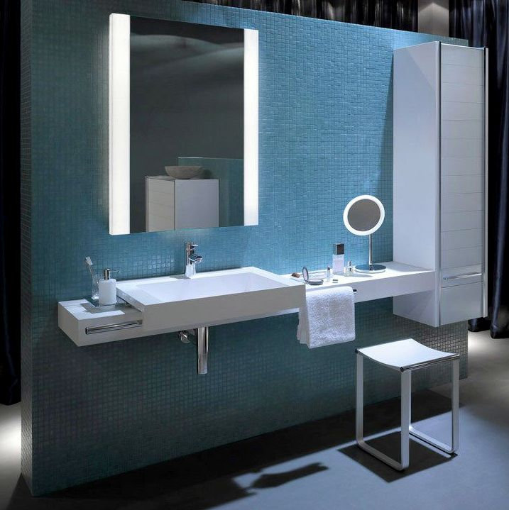 Keuco bathroom furniture cabinets and accessories uk - Manufacturer of bathroom accessories ...