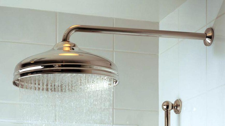 Perrin & Rowe Luxury Showers : UK Bathrooms