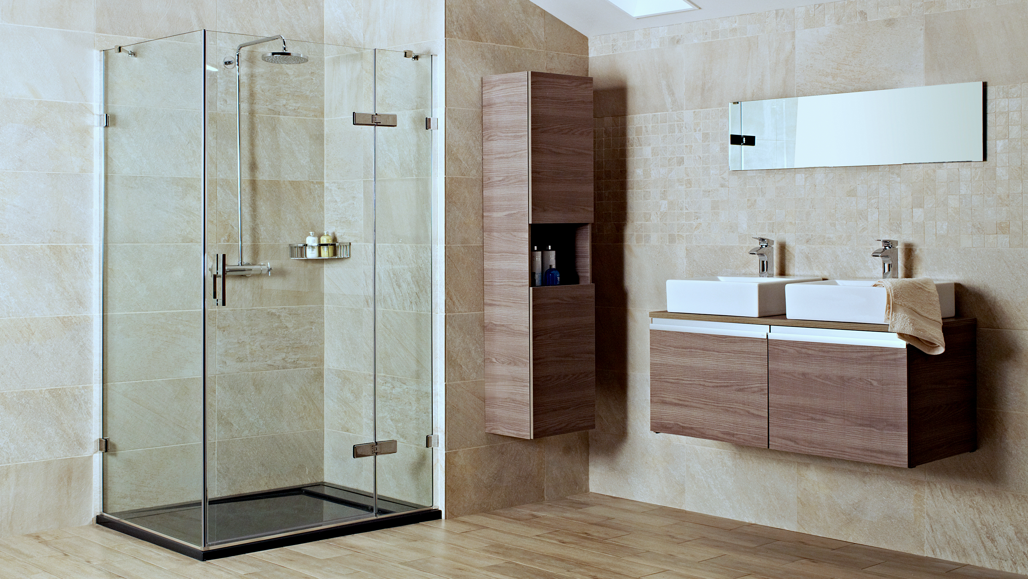 roman showers shower enclosures and accessories uk bathrooms. Black Bedroom Furniture Sets. Home Design Ideas