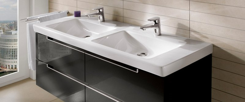 Featured In The Image Above The Villeroy And Boch Subway 2.0 Vanity Unit