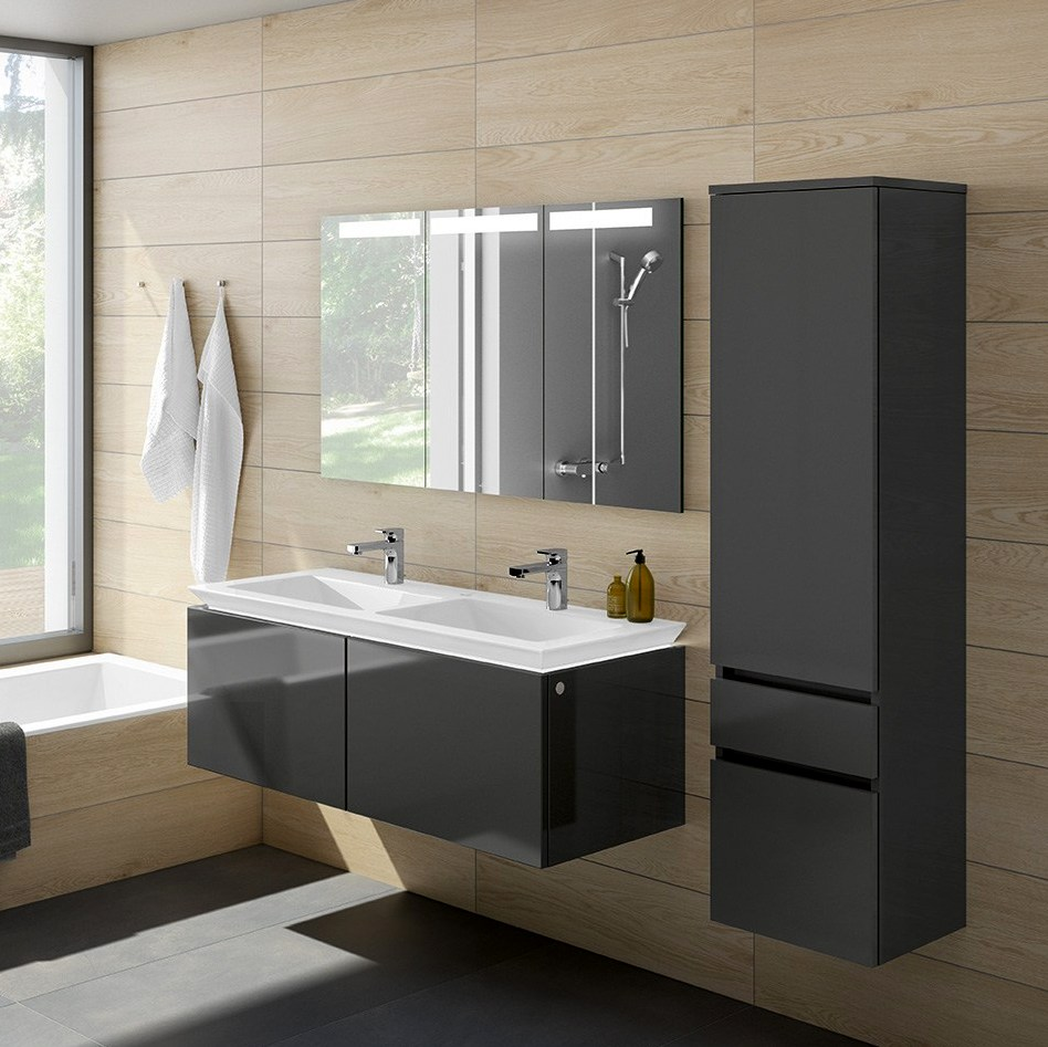 Villeroy and Boch Bathroom Furniture - UK Bathrooms