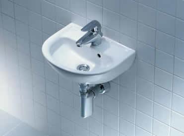 Laufen PRO B hand basin 40 x 32cm : UK Bathrooms