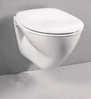 vitra sline short projection wall hung toilet - Wall Hung Toilet