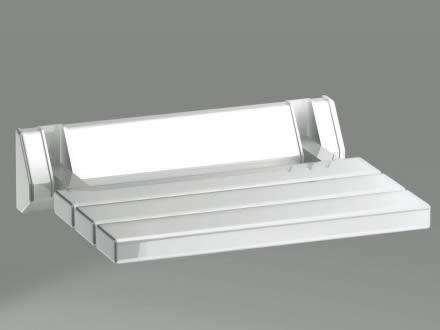 Inda Hotellerie Shower Seat (Max 160 Kilos) - A0436AWW