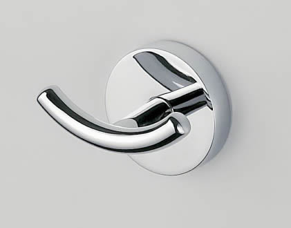Inda Forum Double robe hook 7 x 6h x 5cm