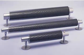 Product image for Bisque Flow Form Radiator FF-100