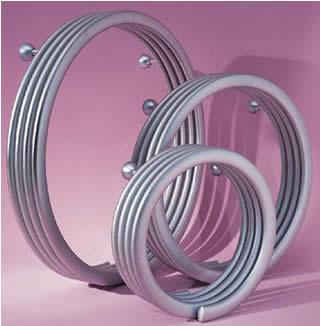 Product image for Bisque Hot Hoop Radiator HH 90