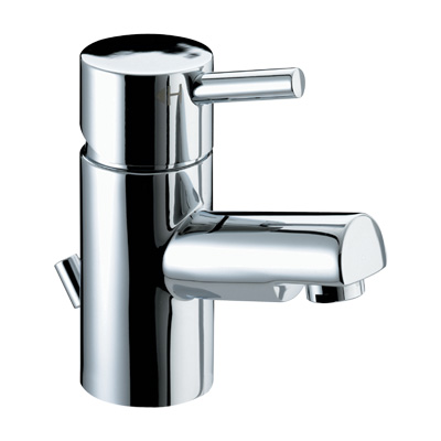 Bristan Prism Mini Basin Mixer Tap with Pop-up Waste