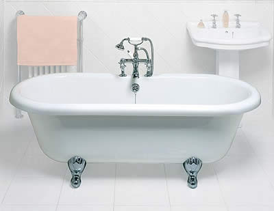 Clearwater Avantegarde Back To Wall Traditional Bath Uk