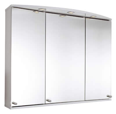 MIRRORED BATHROOM CABINETS-MIRRORED BATHROOM CABINETS