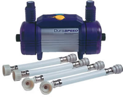 Product image for New Team Duraspeed Twin Impeller 1.5 Bar Pump