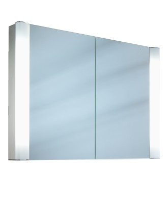 Bathroom Vanaties on Schneider Illuminated Mirror Bathroom Cabinets   Uk Bathrooms