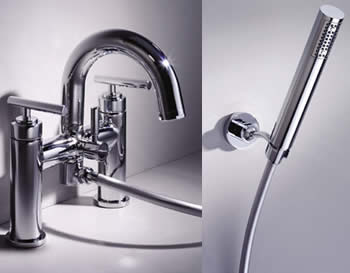 Product image for Roper Rhodes Reef Bath/Shower Mixer