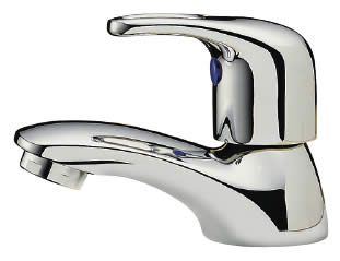 Latina Pair of Basin Taps