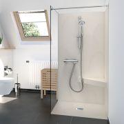 Shower Wall Panels : UK Bathrooms