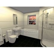 Product image for Basin, Toilet, Bath & Shower