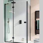 Thumbnail Image For Black Shower Enclosures