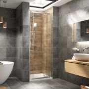 Thumbnail Image For Bi-fold Shower Doors