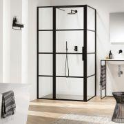 Thumbnail Image For Black Shower Enclosures