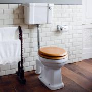 Product image for Low Level Toilet