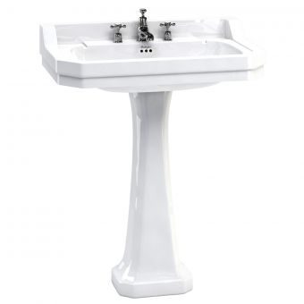 Burlington Edwardian 80cm Large Basin