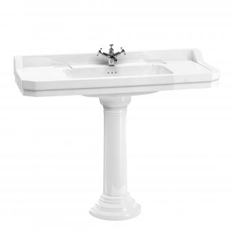 Burlington Edwardian 120cm Extra Large Basin