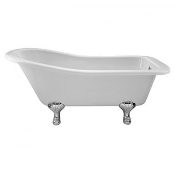 Bayswater Pembridge Traditional Freestanding Slipper Bath