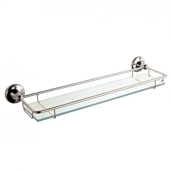 Bayswater Glass Gallery Shelf
