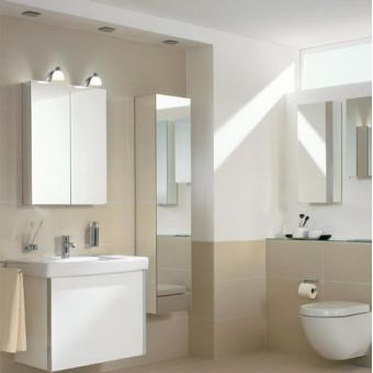 Keuco Royal 30 Bathroom Cabinet without Electrics