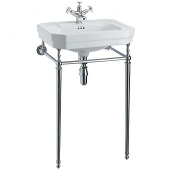 Burlington Victorian 56cm Small Basin & Washstand