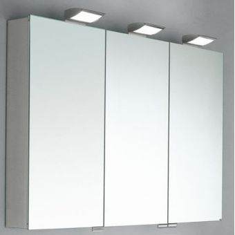 Keuco Royal 35 600mm Bathroom Cabinet with Lights