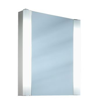 Schneider Splashline 1 Door Mirror Cabinet