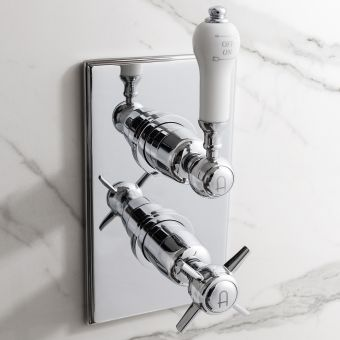 Arcade Trent Concealed Thermostatic Shower Valve