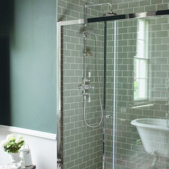 Arcade Avon Exposed Shower Set