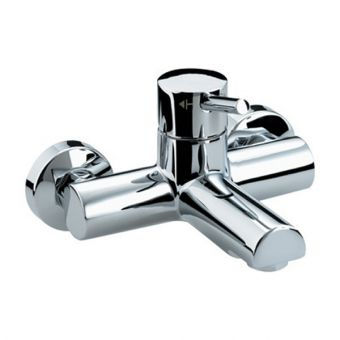 Bristan Prism Wall Mounted Bath Filler