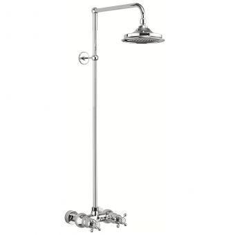 Burlington Eden Exposed Valve Shower Kit