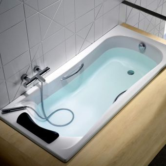 Roca BeCool Single Ended Bath