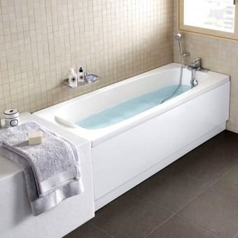 Roca Malaga Single Ended Bath