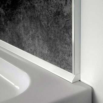 Showerwall HPL Wall Panel Sureseal Trim