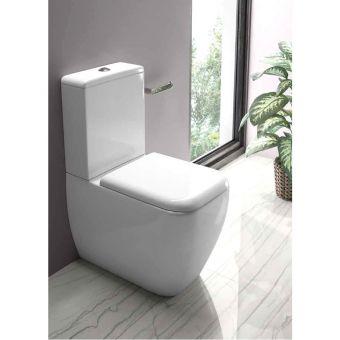 RAK Metropolitan Close Coupled Toilet