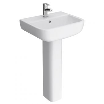 RAK Series 600 Bathroom Sink