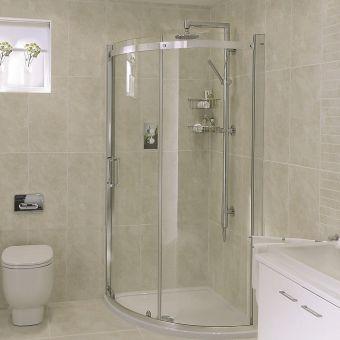 Aqata Spectra SP350 Quadrant Shower