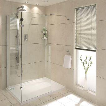 Aqata Spectra SP410 Walk In Shower
