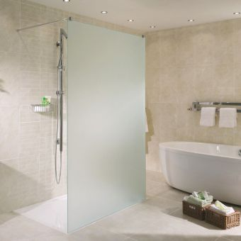 Aqata Spectra SP440 Double Entry Shower Screen