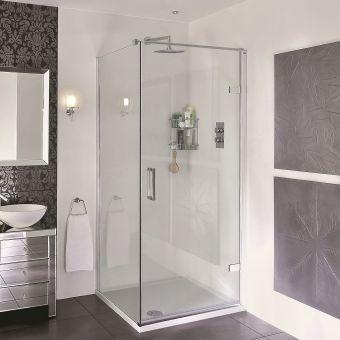 Aqata Spectra SP456 Hinged Corner Shower Enclosure