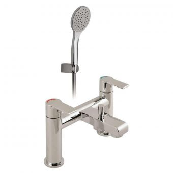 Vado Ion Bath Shower Mixer with Shower Kit