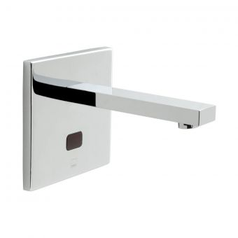 Vado i-tech Notion Wall Mounted Infra-red Basin Mixer Tap